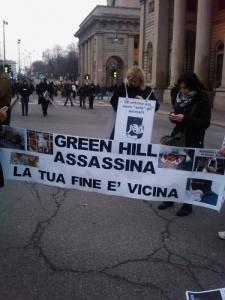 MANIFESTAZIONE CONTRO LA VIVISEZIONE - MILANO 5 marzo 2011 33