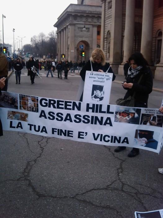 MANIFESTAZIONE CONTRO LA VIVISEZIONE - MILANO 5 marzo 2011 137