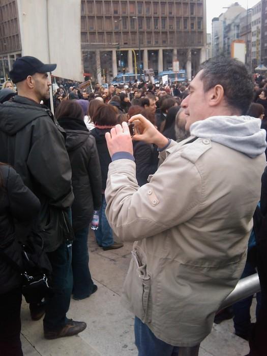 MANIFESTAZIONE CONTRO LA VIVISEZIONE - MILANO 5 marzo 2011 139