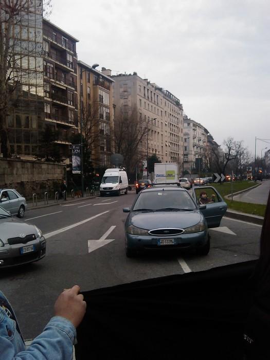 MANIFESTAZIONE CONTRO LA VIVISEZIONE - MILANO 5 marzo 2011 148