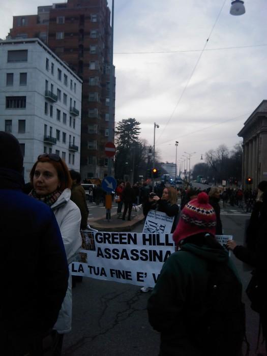 MANIFESTAZIONE CONTRO LA VIVISEZIONE - MILANO 5 marzo 2011 156