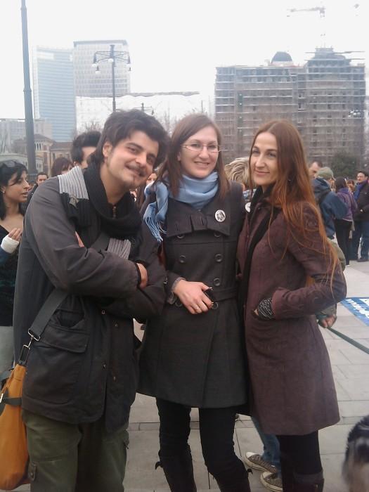 MANIFESTAZIONE CONTRO LA VIVISEZIONE - MILANO 5 marzo 2011 160