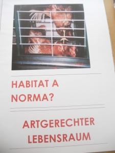 Bolzano 04.02.2012 manifestazione contro lo sfruttamento degli animali 6