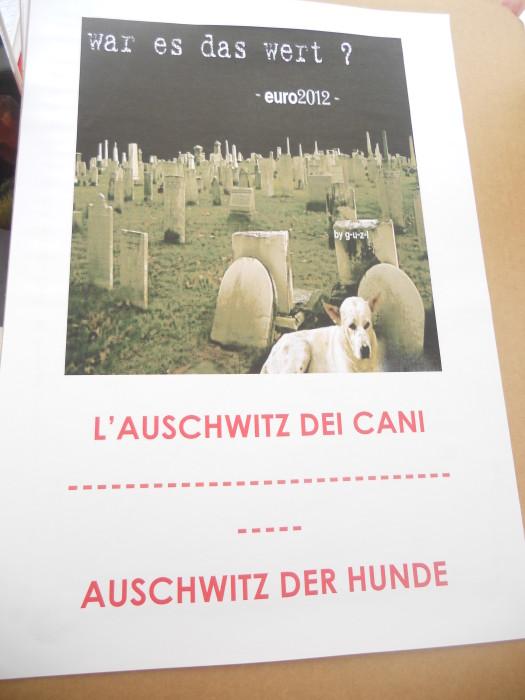 Bolzano 04.02.2012 manifestazione contro lo sfruttamento degli animali 221