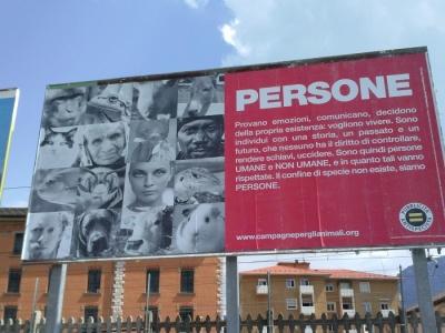 "TRENTO MANIFESTI 6x3 ""PERSONE"" 10"