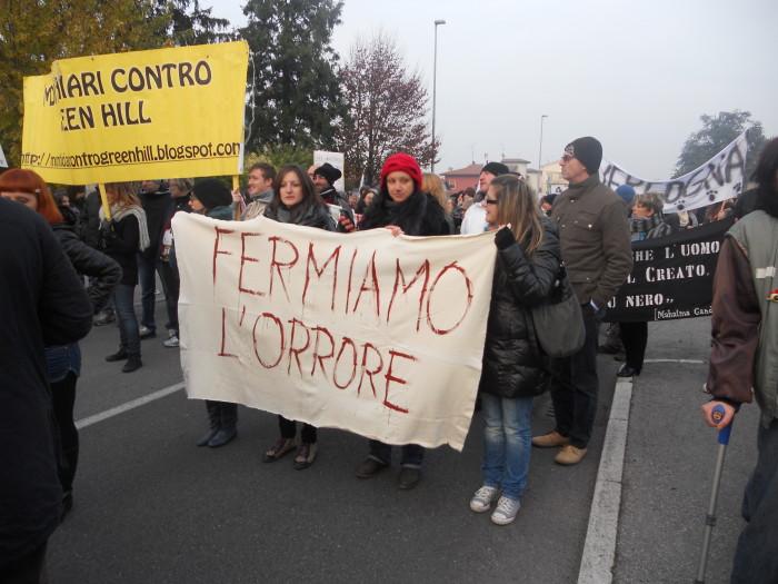 19.11.11- MANIFESTAZIONE CONTRO IL LAGER 164
