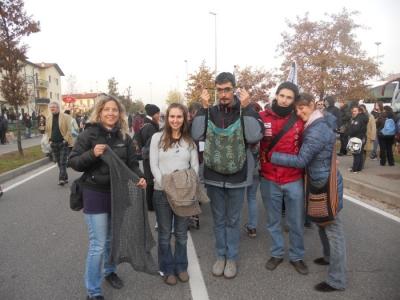19.11.11- MANIFESTAZIONE CONTRO IL LAGER 102