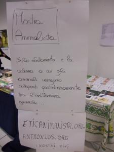 FA' LA COSA GIUSTA 2011 - MOSTRA ANIMALISTA 122
