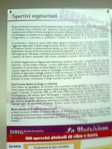 FA' LA COSA GIUSTA 2011 - MOSTRA ANIMALISTA 6