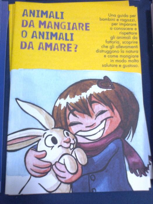 FA' LA COSA GIUSTA 2011 - MOSTRA ANIMALISTA 180