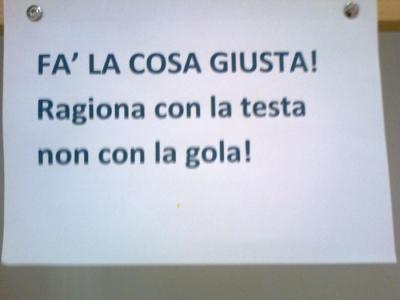 FA' LA COSA GIUSTA 2011 - MOSTRA ANIMALISTA 64