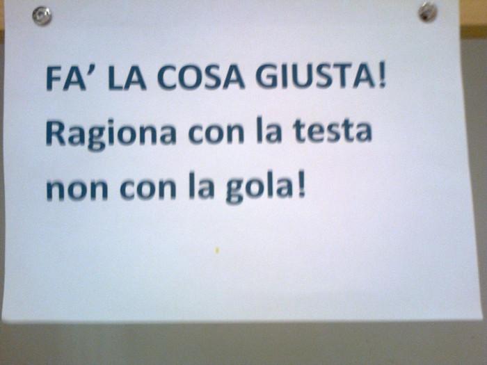 FA' LA COSA GIUSTA 2011 - MOSTRA ANIMALISTA 215