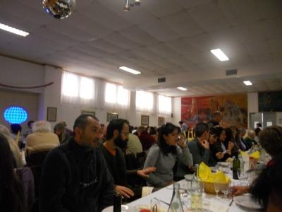 13.11.11. Pranzo vegano a Musano di Trevignano (TV) con Andrea Zanoni presidente Lac e neo eletto eurodeputato 15
