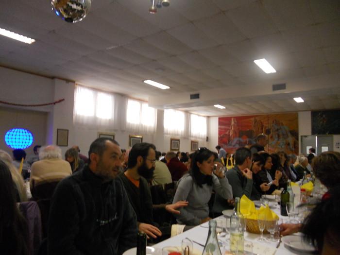 13.11.11. Pranzo vegano a Musano di Trevignano (TV) con Andrea Zanoni presidente Lac e neo eletto eurodeputato 40