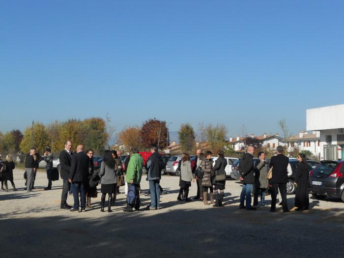 13.11.11. Pranzo vegano a Musano di Trevignano (TV) con Andrea Zanoni presidente Lac e neo eletto eurodeputato 44