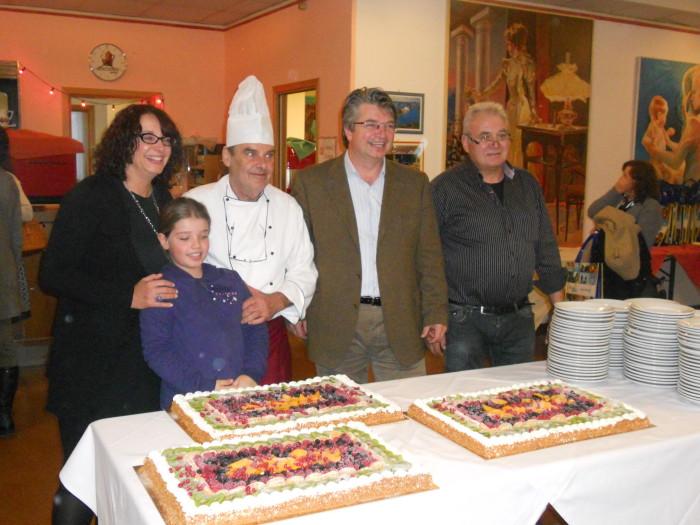 13.11.11. Pranzo vegano a Musano di Trevignano (TV) con Andrea Zanoni presidente Lac e neo eletto eurodeputato 46