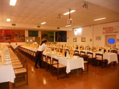 13.11.11. Pranzo vegano a Musano di Trevignano (TV) con Andrea Zanoni presidente Lac e neo eletto eurodeputato 8