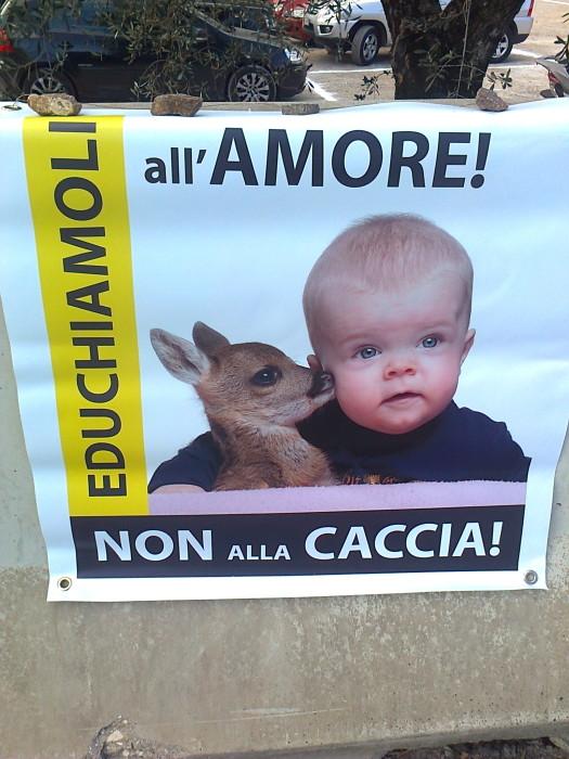 Presidio alla Fiera Caccia e Pesca di Riva del Garda 31.03.2012 303