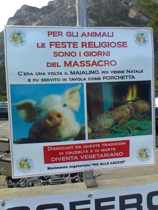 Presidio alla Fiera Caccia e Pesca di Riva del Garda 31.03.2012 319