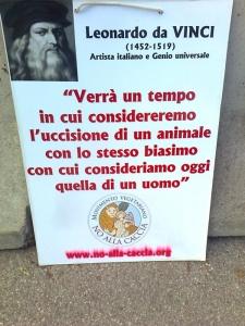 Presidio alla Fiera Caccia e Pesca di Riva del Garda 31.03.2012 158