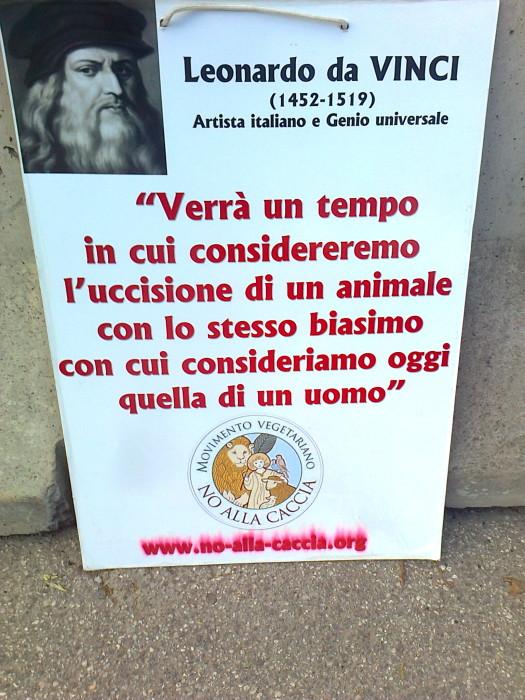 Presidio alla Fiera Caccia e Pesca di Riva del Garda 31.03.2012 324
