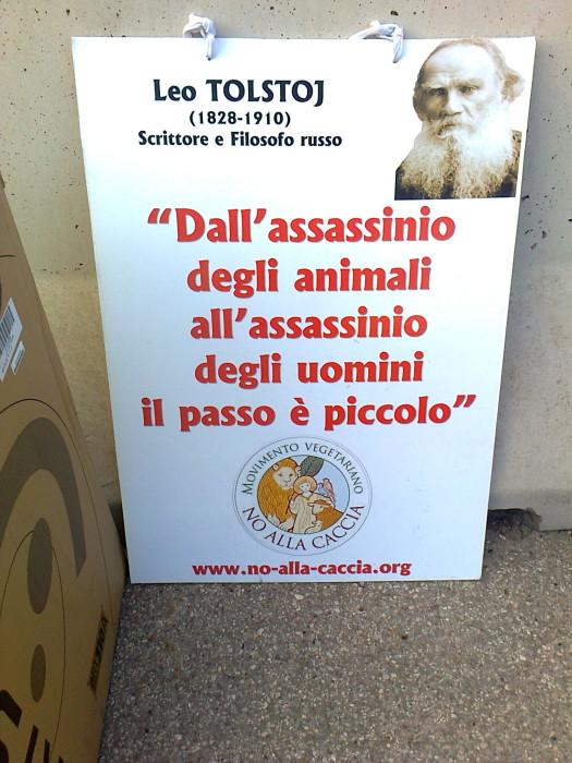 Presidio alla Fiera Caccia e Pesca di Riva del Garda 31.03.2012 328