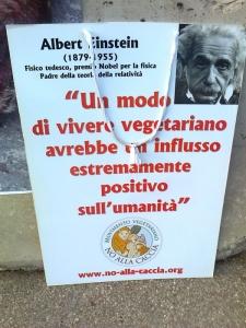 Presidio alla Fiera Caccia e Pesca di Riva del Garda 31.03.2012 7