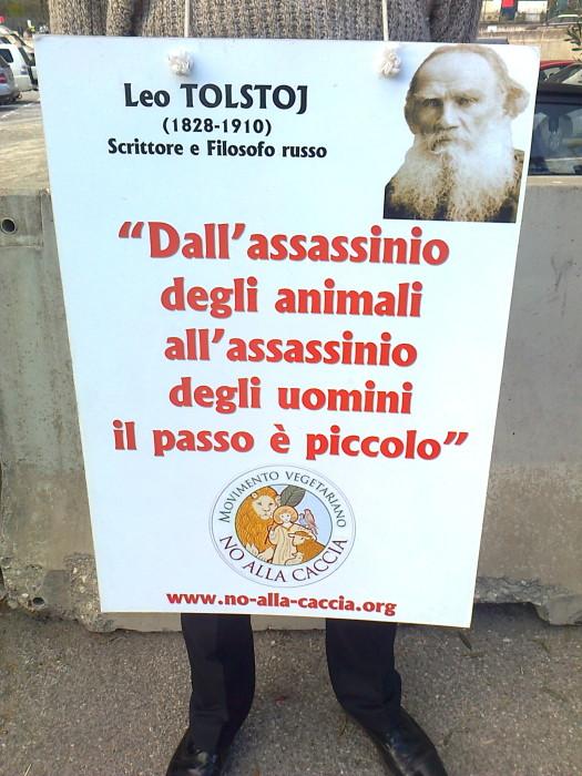 Presidio alla Fiera Caccia e Pesca di Riva del Garda 31.03.2012 182