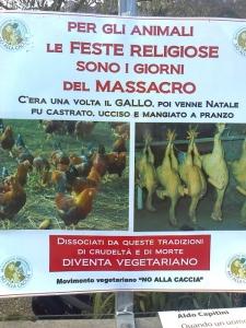 Presidio alla Fiera Caccia e Pesca di Riva del Garda 31.03.2012 18