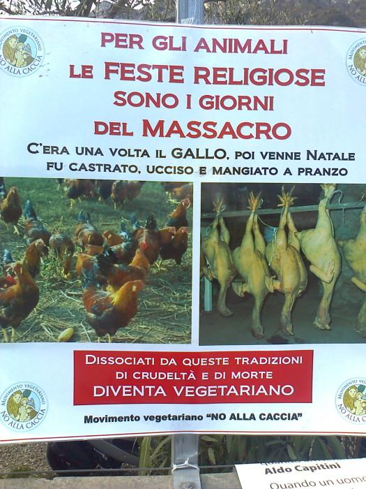 Presidio alla Fiera Caccia e Pesca di Riva del Garda 31.03.2012 184