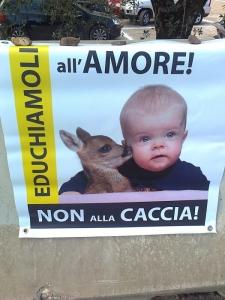 Presidio alla Fiera Caccia e Pesca di Riva del Garda 31.03.2012 23