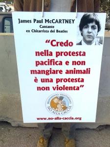Presidio alla Fiera Caccia e Pesca di Riva del Garda 31.03.2012 28