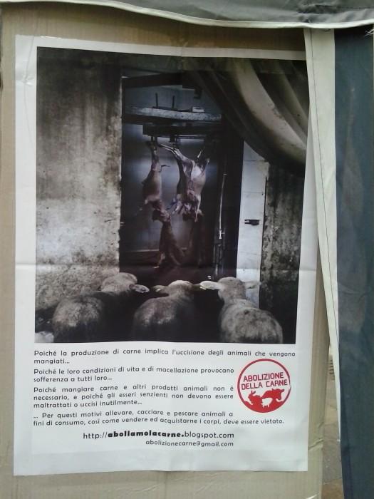 TAVOLO INFORMATIVO SULL'ABOLIZIONE DELLA CARNE 30