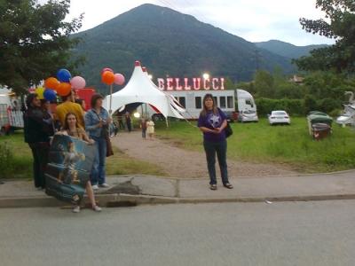 Presidio circo Orfei - Pergine Valsugana 24.06.2011 4