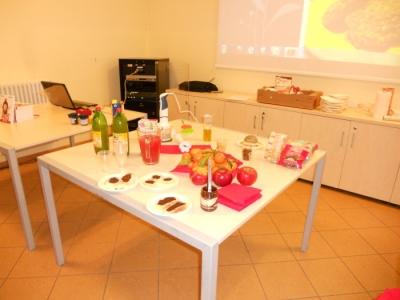 Cles 01.12.2012 - Pronti Partenza Vegan, corso rapido di cucina vegan con Aida Vittoria Eltain 1