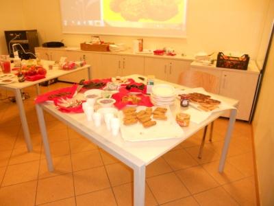 Cles 01.12.2012 - Pronti Partenza Vegan, corso rapido di cucina vegan con Aida Vittoria Eltain 3