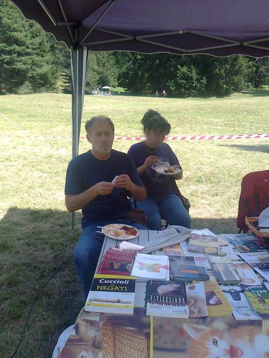 FESTA DELLE ASSOCIAZIONI - LOC. 7 LARICI - COREDO (TN) - 31.07.2011 211