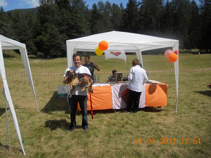 FESTA DELLE ASSOCIAZIONI - LOC. 7 LARICI - COREDO (TN) - 31.07.2011 229