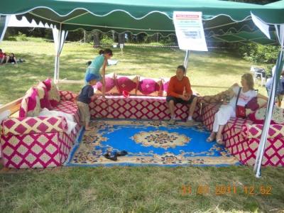 FESTA DELLE ASSOCIAZIONI - LOC. 7 LARICI - COREDO (TN) - 31.07.2011 98
