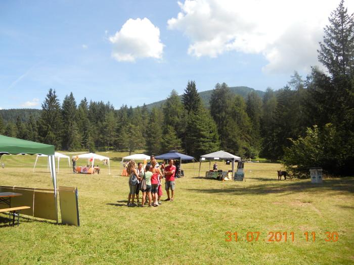 FESTA DELLE ASSOCIAZIONI - LOC. 7 LARICI - COREDO (TN) - 31.07.2011 263