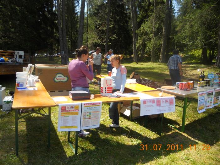 FESTA DELLE ASSOCIAZIONI - LOC. 7 LARICI - COREDO (TN) - 31.07.2011 265
