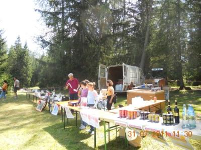 FESTA DELLE ASSOCIAZIONI - LOC. 7 LARICI - COREDO (TN) - 31.07.2011 142