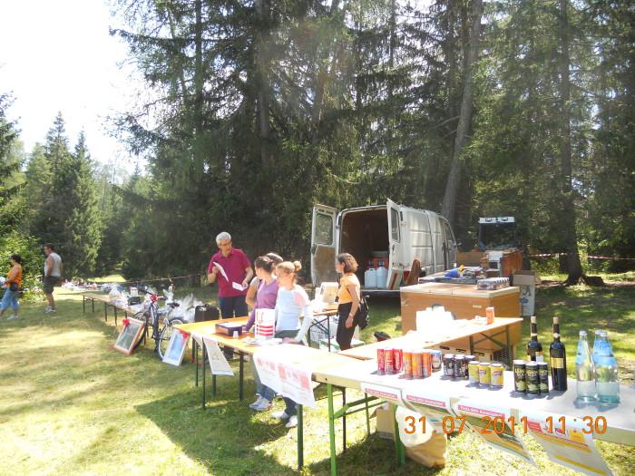 FESTA DELLE ASSOCIAZIONI - LOC. 7 LARICI - COREDO (TN) - 31.07.2011 288