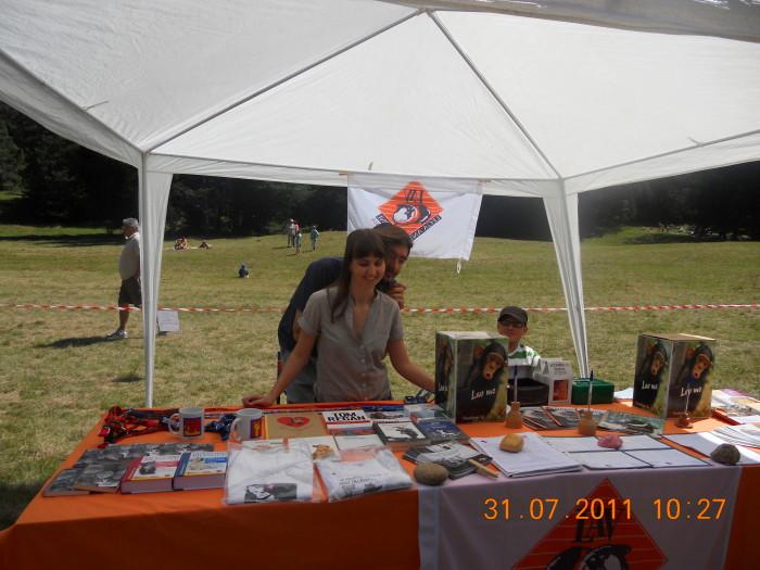 FESTA DELLE ASSOCIAZIONI - LOC. 7 LARICI - COREDO (TN) - 31.07.2011 290