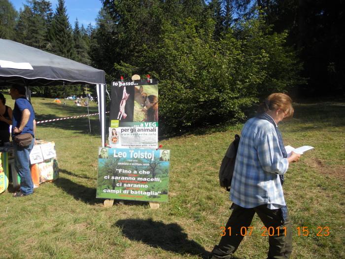 FESTA DELLE ASSOCIAZIONI - LOC. 7 LARICI - COREDO (TN) - 31.07.2011 291
