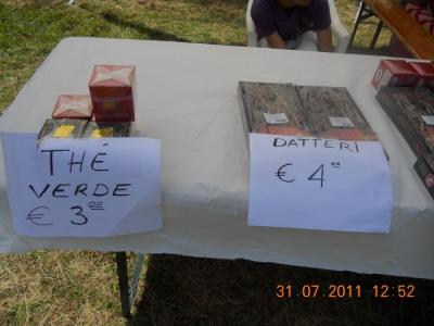 FESTA DELLE ASSOCIAZIONI - LOC. 7 LARICI - COREDO (TN) - 31.07.2011 3