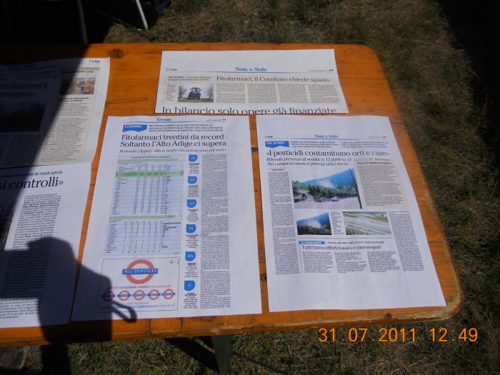 FESTA DELLE ASSOCIAZIONI - LOC. 7 LARICI - COREDO (TN) - 31.07.2011 153