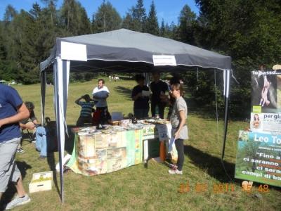 FESTA DELLE ASSOCIAZIONI - LOC. 7 LARICI - COREDO (TN) - 31.07.2011 8