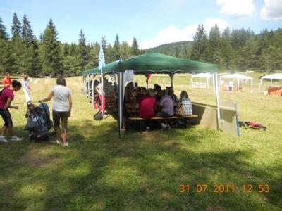 FESTA DELLE ASSOCIAZIONI - LOC. 7 LARICI - COREDO (TN) - 31.07.2011 12