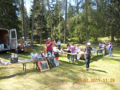 FESTA DELLE ASSOCIAZIONI - LOC. 7 LARICI - COREDO (TN) - 31.07.2011 13
